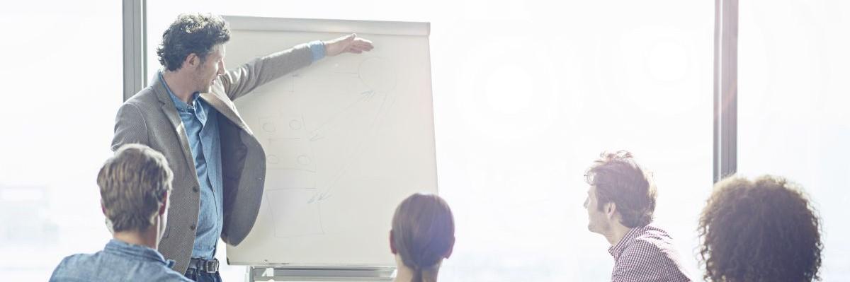 Wir bilden aus durch Executive Trainings & Coaching